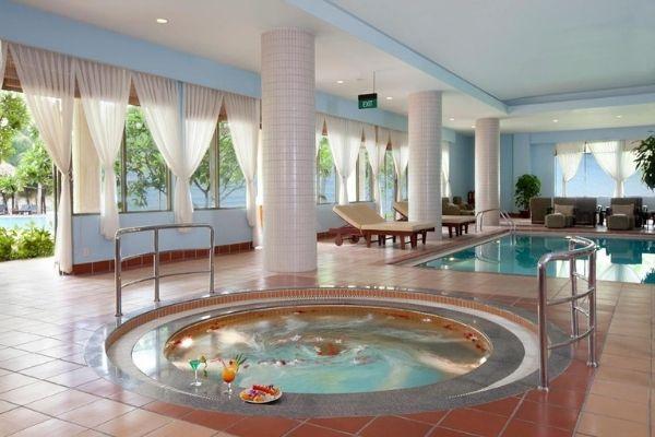 Trung tâm ẩm thực và giải trí Ocean Hill Vinpearl Resort Nha Trang