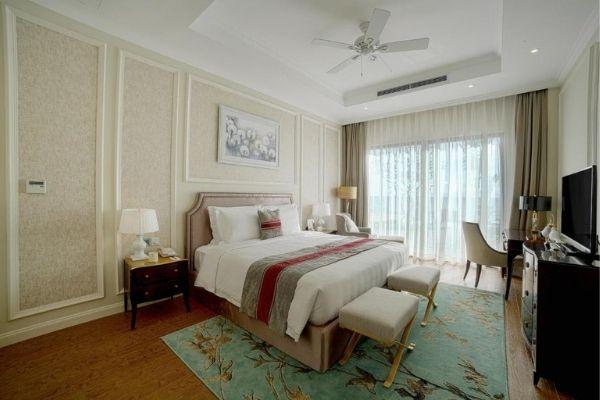 10Đặt Phòng Booking Vinpearl Spa Long Beach Nha Trang|Biệt Thự 2 Phòng Ngủ