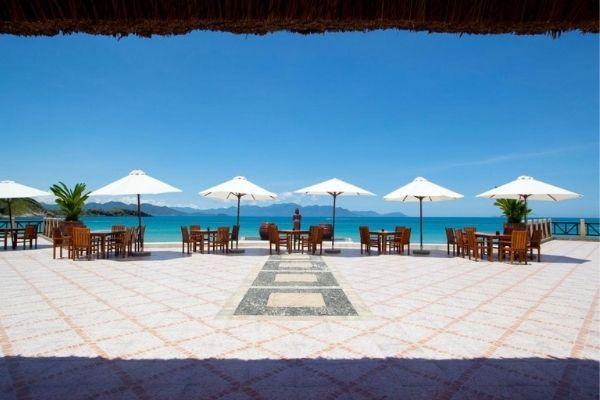 Quầy Bar Sea View Tại Vinpearl Nha Trang Resort