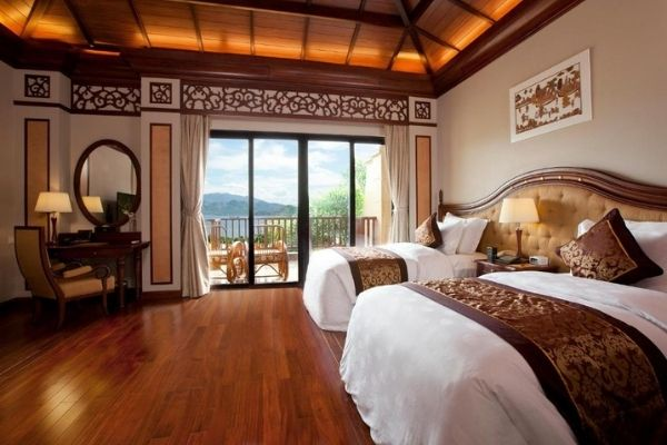 Đặt Phòng Booking Villa Biệt Thự Grand Duplex Vinpearl Luxury Nha Trang