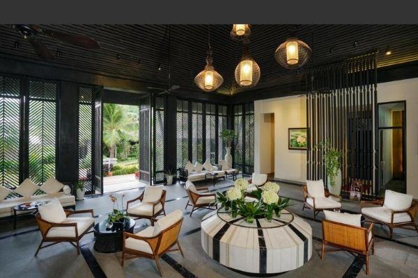 Nhà Hàng bar Ăn Uống Tại Khách Sạn Resort Villa Tại Vinpearl Resort Nha Trang Bay Booking Đặt Phòng Giá Rẻ