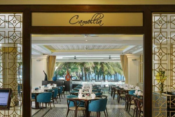 Nhà hàng Camellia Khi Nghỉ Dưỡng Đặt Phòng Tại Vinpearl Nha Trang Resort