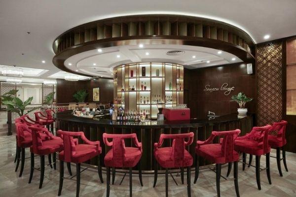 Quầy Lobby Bar Tại Vinpearl Resort Nha Trang