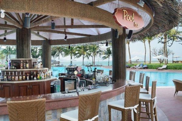 Quầy Pool Bar Tại Vinpearl Resort Nha Trang