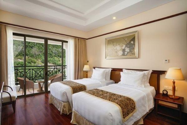 Đặt Phòng Booking Vinpearl Resort Nha Trang  Phòng Deluxe 2 Giường Đơn