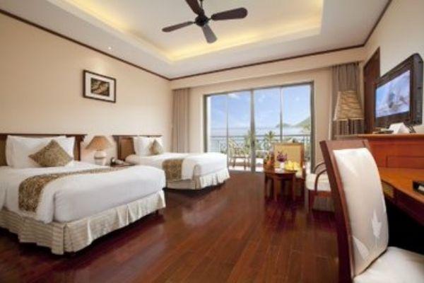Đặt Phòng Booking Vinpearl Resort Nha Trang  Phòng Grand Deluxe Hướng Biển, Giường Đơn