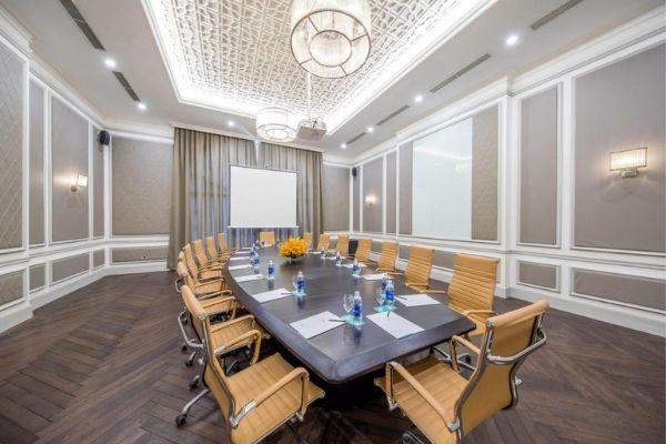 Phòng hội họp tạiVinpearl Spa Long Beach Nha Trang