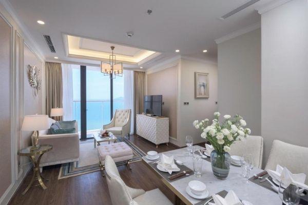 Đặt Phòng Booking Vinpearl Condotel Empire Nha Trang Phòng Suite Căn Hộ 2 Phòng Ngủ