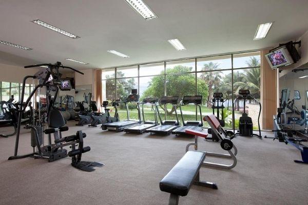 Phòng Tập Gym Miễn Phí Tại Vinpearl Resort Nha Trang