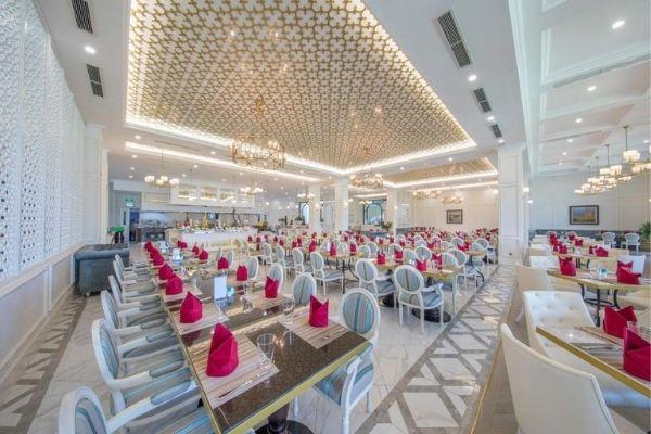 Nhà hàng SeaGate tạiVinpearl Long Beach Nha Trang