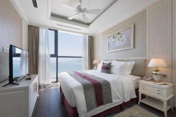 Đặt Phòng Booking Vinpearl Condotel Empire Nha Trang Phòng Suite Căn Hộ 1 Phòng Ngủ