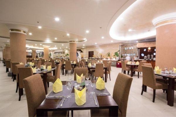 Nhà hàng Jasmine Đẳng Cấp 5 Sao Bao Gồm Trong Giá Phòng Khách Sạn Resort Villa Vinpearl Nha Trang