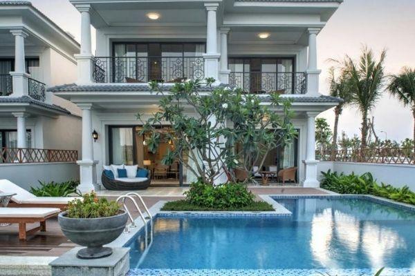 Đặt Phòng Booking Vinpearl Spa Long Beach Nha Trang|Biệt Thự 04 Phòng Ngủ