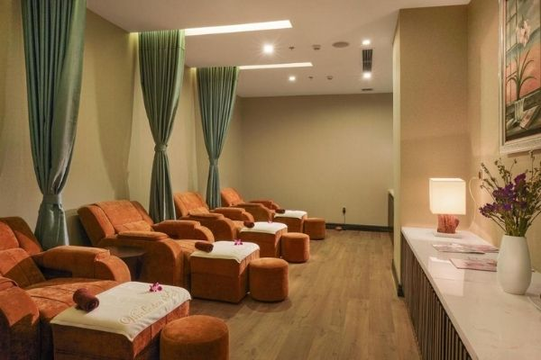 Spa Massage Tại Vinpearl Resort Nha Trang