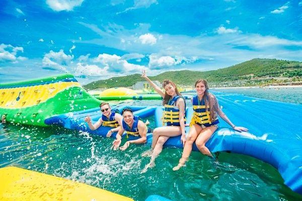 Voucher mua vé Vinwonder gía rẻ tại Vinpearl Nha Trang Discovery Golflink