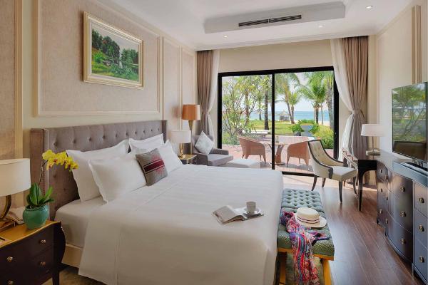 Biệt Thự 3 Phòng Ngủ Hướng Biển Vinpearl Discovery Coastalland Phú Quốc