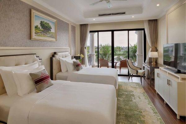 Biệt Thự 4 Phòng Ngủ Hướng Biển Vinpearl Discovery Wonderworld Phú Quốc