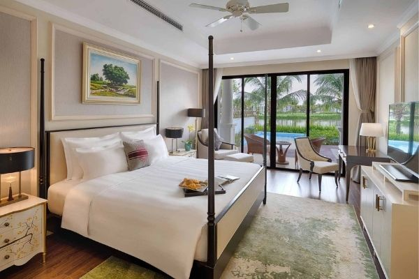 Biệt Thự 4 Phòng Ngủ Vinpearl Discovery Coastalland Phú Quốc