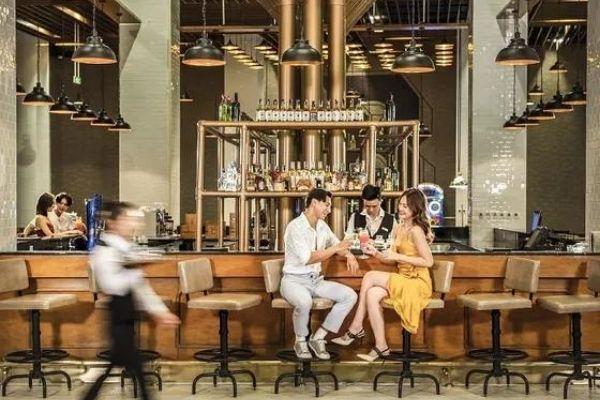 Brew Bar Vinpearl Oasis Phú Quốc Hotel