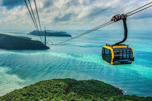 Cáp Treo Hòn Thơm Chiêm Ngưỡng đảo Ngọc Từ Trên Cao Vinpearl Holidays Phú Quốc Hotel