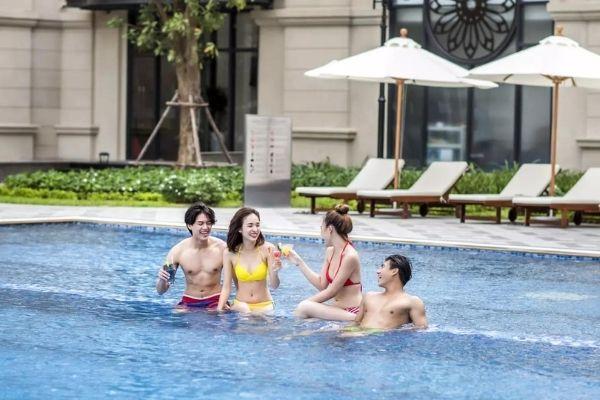 Hồ Bơi Vinpearl Holidays Phú Quốc Hotel