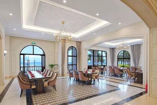 Nhà Hàng Forest Lounge Vinpearl Discovery Greenhill Phú Quốc