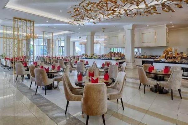 Nhà Hàng Nerin Lounge Vinpearl Discovery Greenhill Phú Quốc