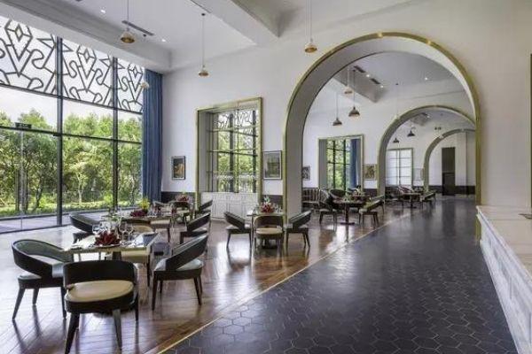 Nhà Hàng Atlantis Vinpearl Oasis Phú Quốc Hotel