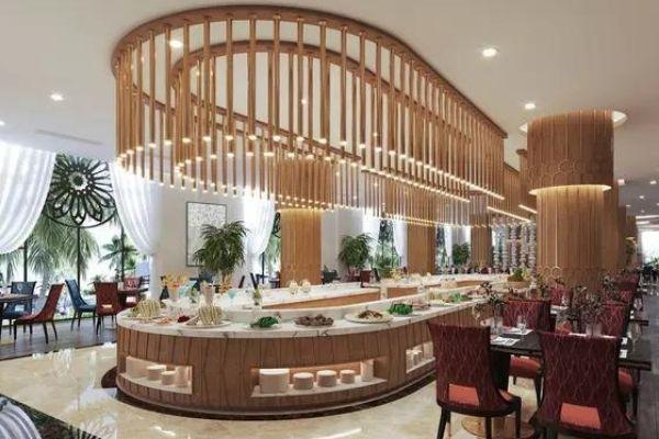 Nhà Hàng Ola Costa Vinpaerl Holidays Phú Quốc Hotel