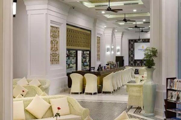 Pearl Lounge Café Vinpearl Phú Quốc Resort & Spa