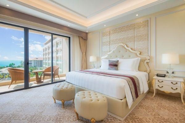 Phòng Junior Suite Vinpearl Oasis Phú Quốc Hotel