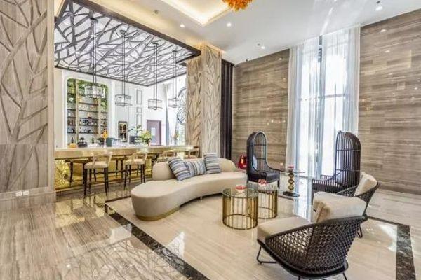 Scorpio Bar Vinpaerl Holidays Phú Quốc Hotel