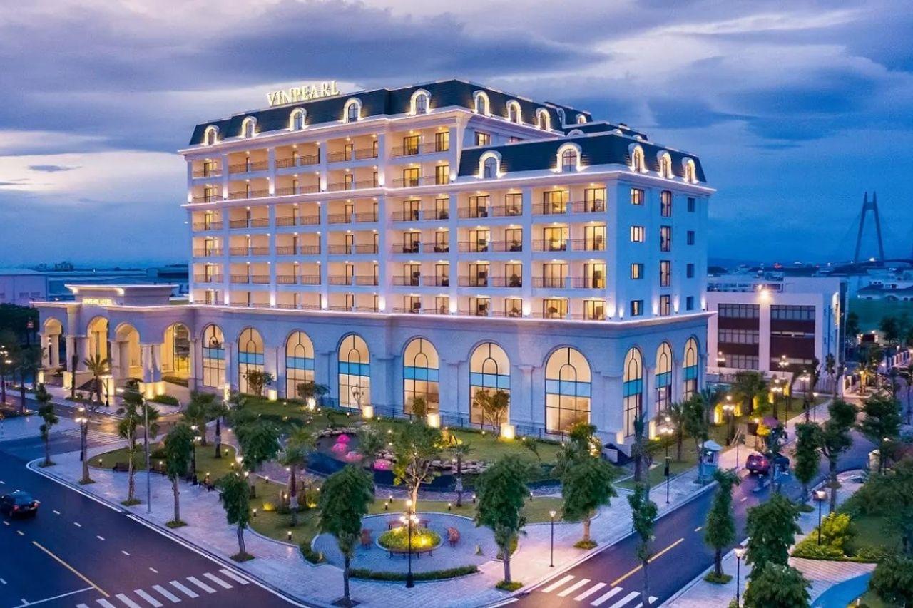 Tổng Quan Khu Vinpearl Hotel Rivera Hải Phòng