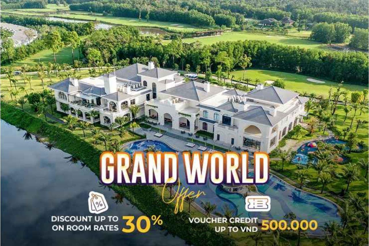 Vinpearl Discovery Wonderworld Phú Quốc