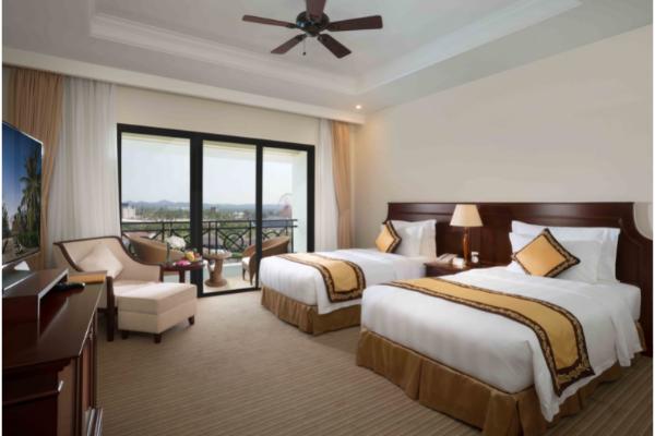 Vinpearl Phú Quốc Resort & Spa Phòng Deluxe 2 Giường đơn
