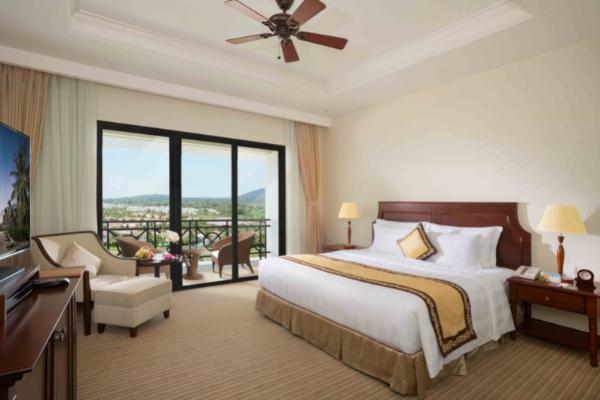 Vinpearl Phú Quốc Resort & Spa Phòng Deluxe Giường đôi Hướng Biển