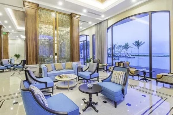 Vinpearl Resort Spa đà Nẵng Monsoon Lounge