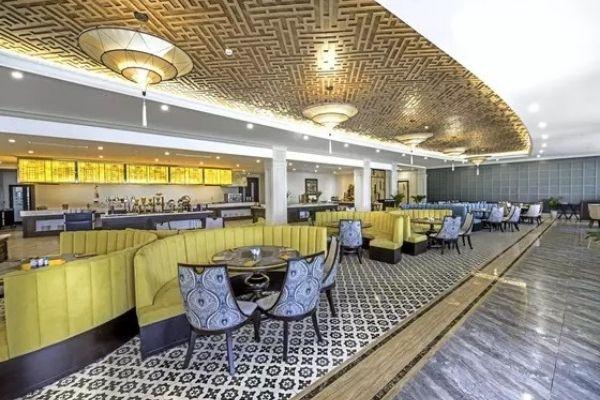 Vinpearl Resort Spa đà Nẵng Nhà hàng Triton 1, 2, 3