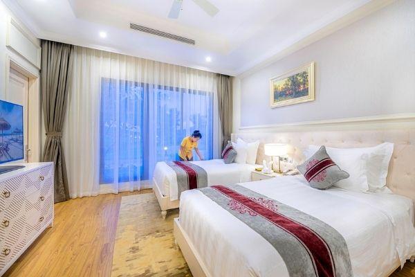 Vinpearl Resort Spa đà Nẵng Đặt phòng villa biệt thự 03 phòng ngủ