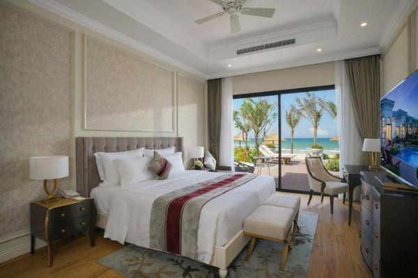 Vinpearl Resort Spa đà Nẵng Đặt phòng villa biệt thự 04 phòng ngủ